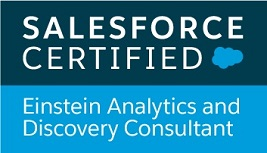 Certification Salesforce Einstein Analytics