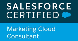 Certification Marketing Cloud