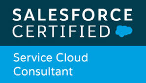 Certification_Salesforce ServiceCloud Consultant