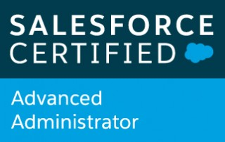Certification Advanced admin